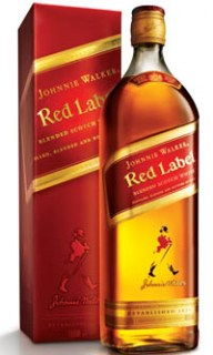 JW Red Lable Johnie Walker 750ml
