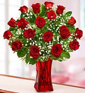 Ultimate Elegance Premium Long Stem Red Roses